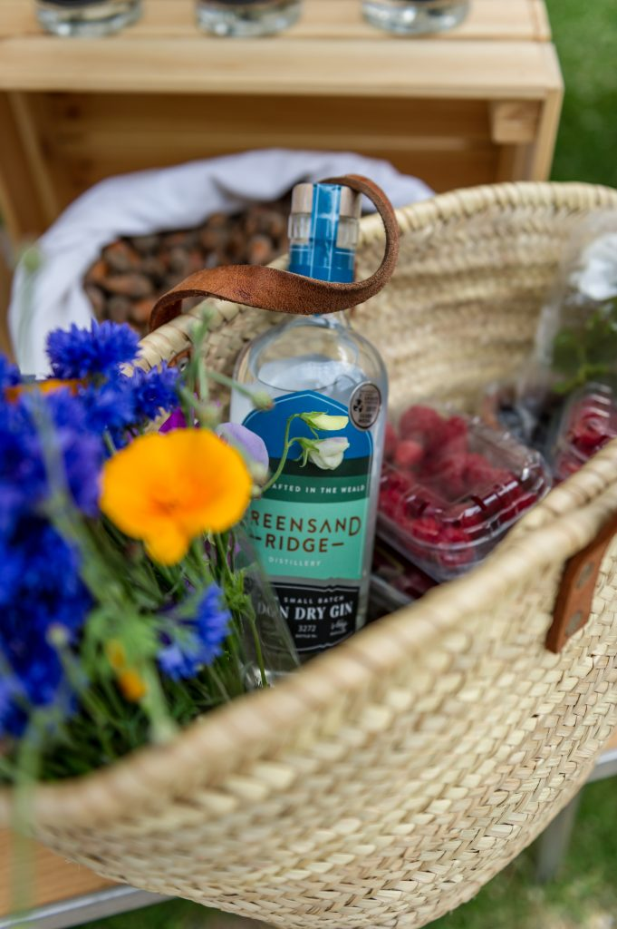 Shipbourne Farmers' Market, Greensand Ridge Gin, Garden of England, Kent